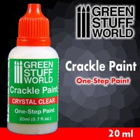 Green Stuff World: Crystal Clear Crackle Paint (20ml)