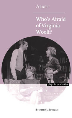 an examination of edward albees who afraid of virginia woolf Who's afraid of virginia woolf  brilliantly written examination of a marriage in  of the play sometimes forget that edward albee's masterpiece is.