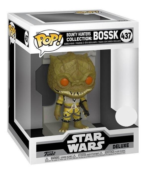 Bossk - Pop! Deluxe Diorama image
