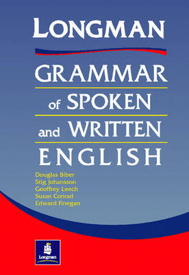 Longman Grammar Spoken & Written English Cased by Douglas Biber image