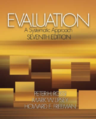 Evaluation by Peter H. Rossi image