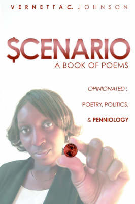 Scenario: A Book of Poems by Vernetta Johnson image