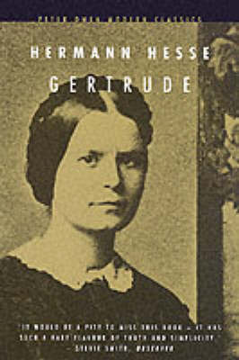 Gertrude by Hermann Hesse