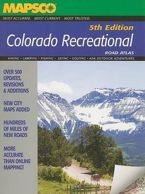Colorado Recreational Road Atlas