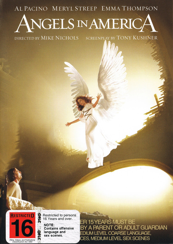 Angels In America on DVD