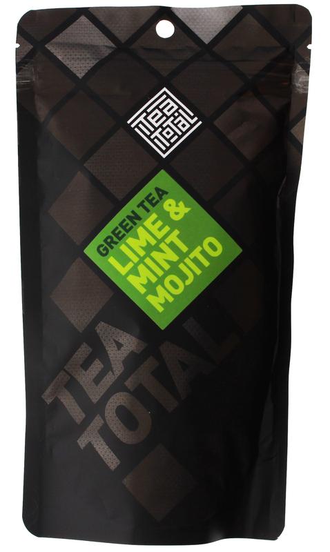 Tea Total - Lime & Mint Mojito Green Tea