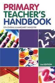 Primary Teacher's Handbook by Lyn Overall image