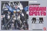 1/60 PG RX-78 Gundam GP01/Fb Model Kit