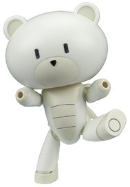 1/144 HGPG: Petit'gguy (Milk White) - Model Kit