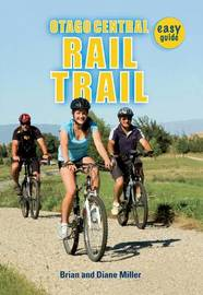 Otago Central Rail Trail by Brian Miller