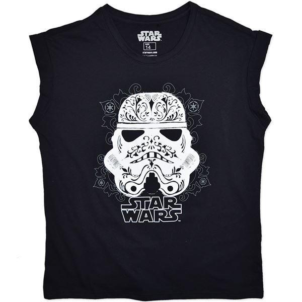 Star Wars Stormtrooper Short Sleeve T-Shirt (Size 12)