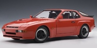 AUTOart 1:18 Porsche 924 Carrera GT (Red) Diecast Model