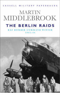 The Berlin Raids by Martin Middlebrook image