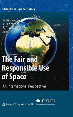 The Fair and Responsible Use of Space image