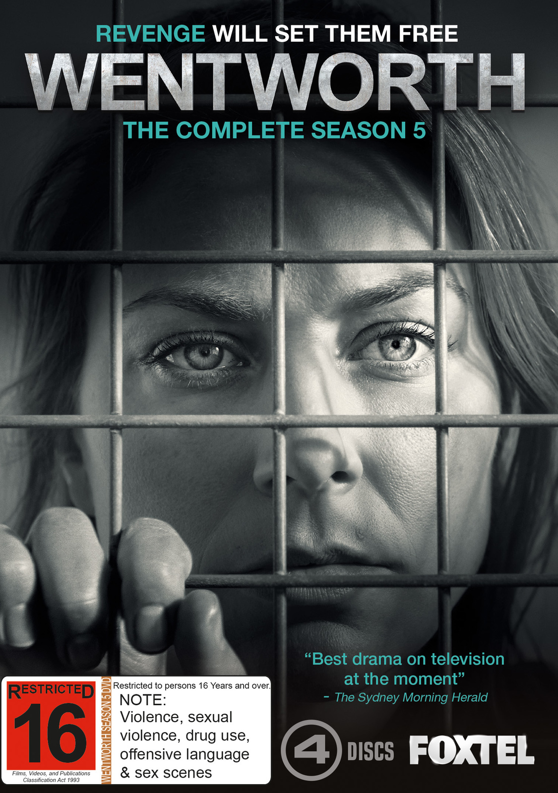 Wentworth - Season 5 on DVD image