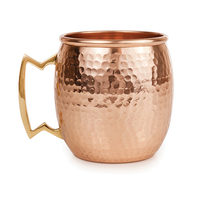 Twine: Old Kentucky Home - Hammered Mule Mug (Copper)
