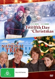 On The Twelfth Day Of Christmas & A National Tree on DVD