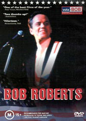 Bob Roberts on DVD