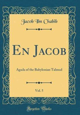 En Jacob, Vol. 5 by Jacob Ibn Chabib