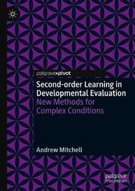 Second-order Learning in Developmental Evaluation by Andrew Mitchell