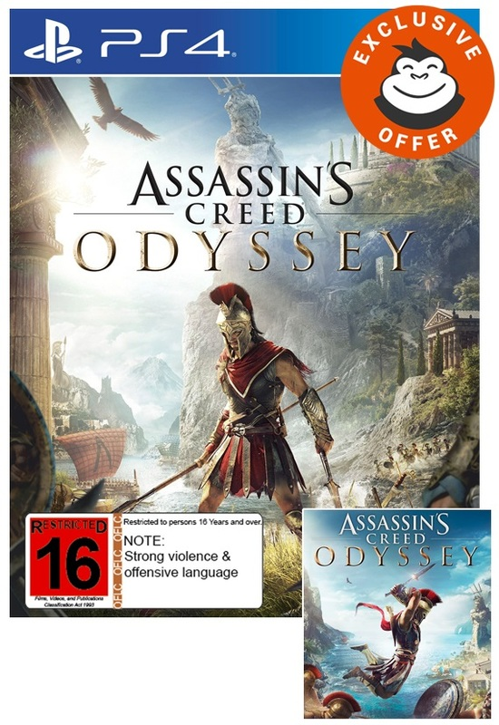 Assassins Creed Odyssey Gold Edition Ps4 Buy Now At