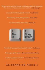 This Is Craig Brown by Craig Brown image