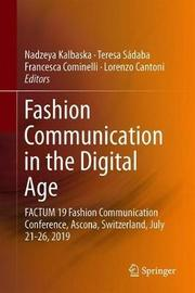 Fashion Communication in the Digital Age