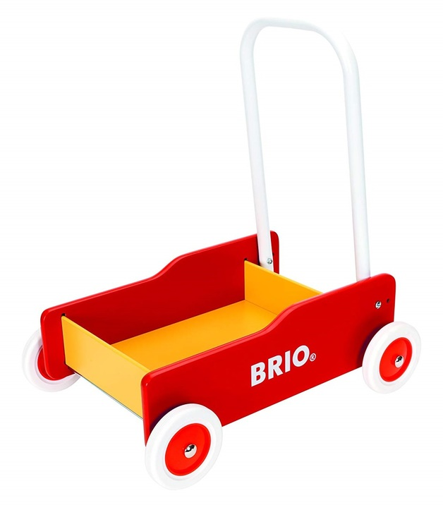 Brio Toddler - Toddler Wobbler (Yellow/Red)