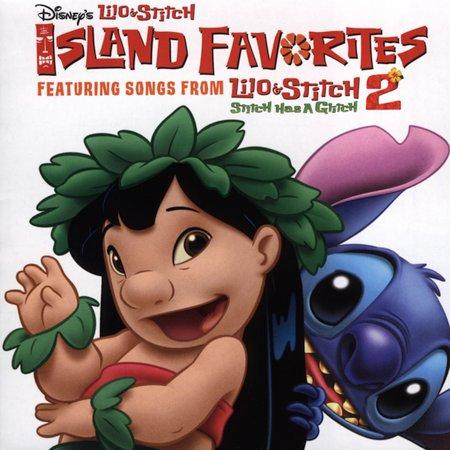 Lilo & Stitch: Island Favorites by Original Soundtrack image