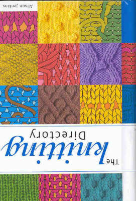 The Knitting Directory by Alison Jenkins image