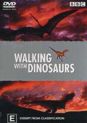Walking With Dinosaurs (Double) on DVD