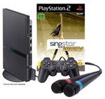 PlayStation 2 Singstar Legends Bundle for PlayStation 2