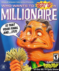 Who Wants to Beat Up a Millionaire? (blank DVD case) for PC Games