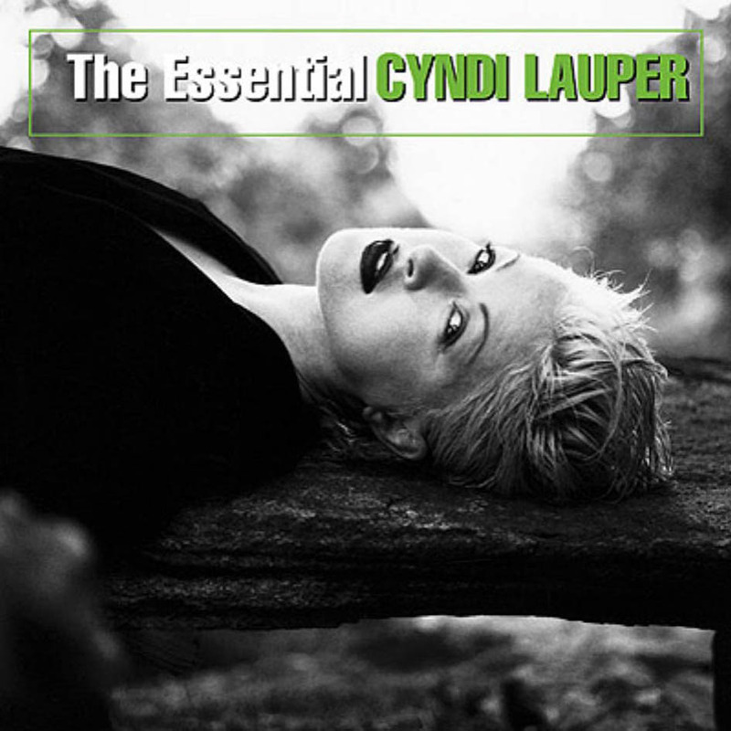 The Essential Cyndi Lauper by Cyndi Lauper image