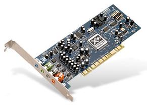 Creative SoundBlaster X-Fi Extreme Audio image