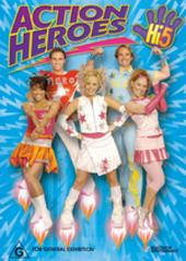 Hi-5 - Action Heroes on DVD