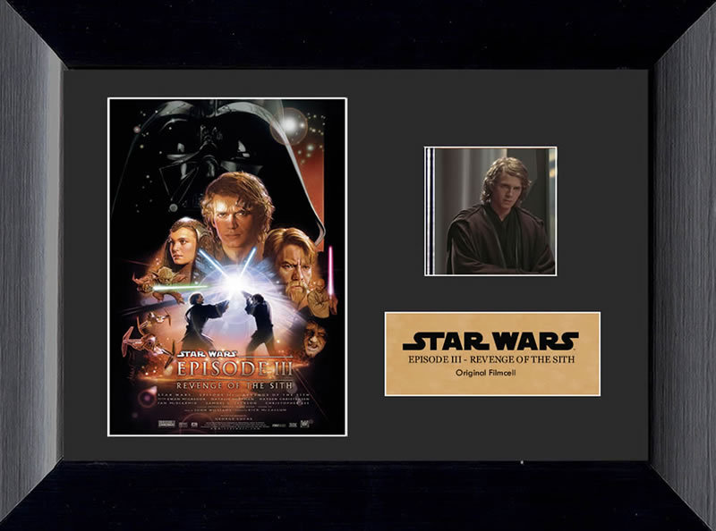FilmCells: Mini-Cell Frame - Star Wars: Episode III (Revenge Of The Sith) image