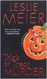 Trick or Treat Murder by Leslie Meier image