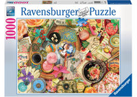 Ravenburger - Vintage Collage Puzzle (1000pc)