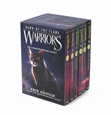 Warriors: Dawn of the Clans Box Set: Volumes 1 to 6 by Erin Hunter
