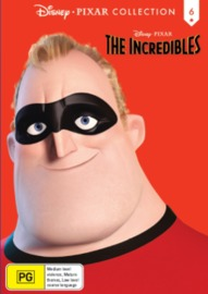 The Incredibles (Pixar Collection 6) on DVD image