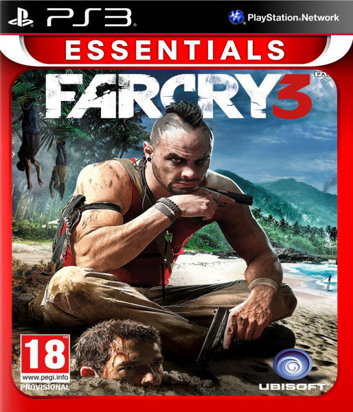 Far Cry 3 (PS3 Essentials) for PS3