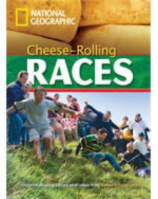 Cheese Rolling Races by Rob Waring image