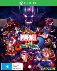 Marvel vs Capcom Infinite for Xbox One