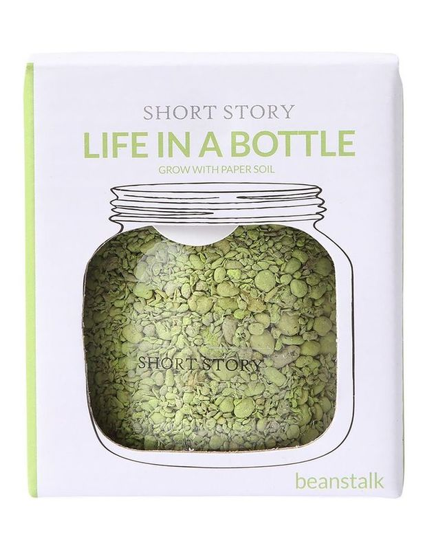 Short Story: Life in a Bottle - Green