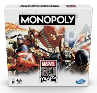 Monopoly: Marvel 80 Years Edition image