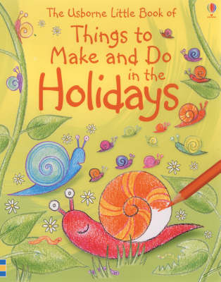 Little Book Of Holiday Activities image