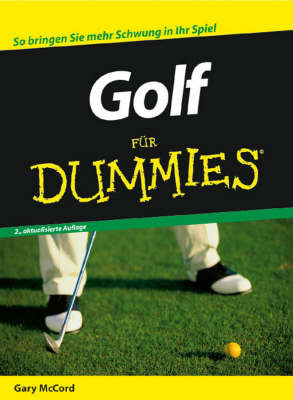 Golf Fur Dummies by Gary McCord image
