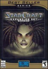 Starcraft: Brood War Expansion for PC Games