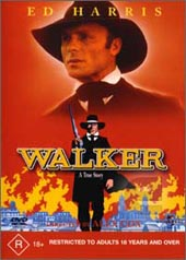 Walker on DVD